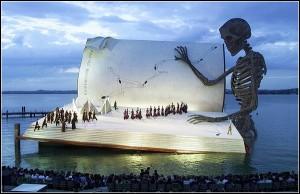 Опера на озере. Брегенц