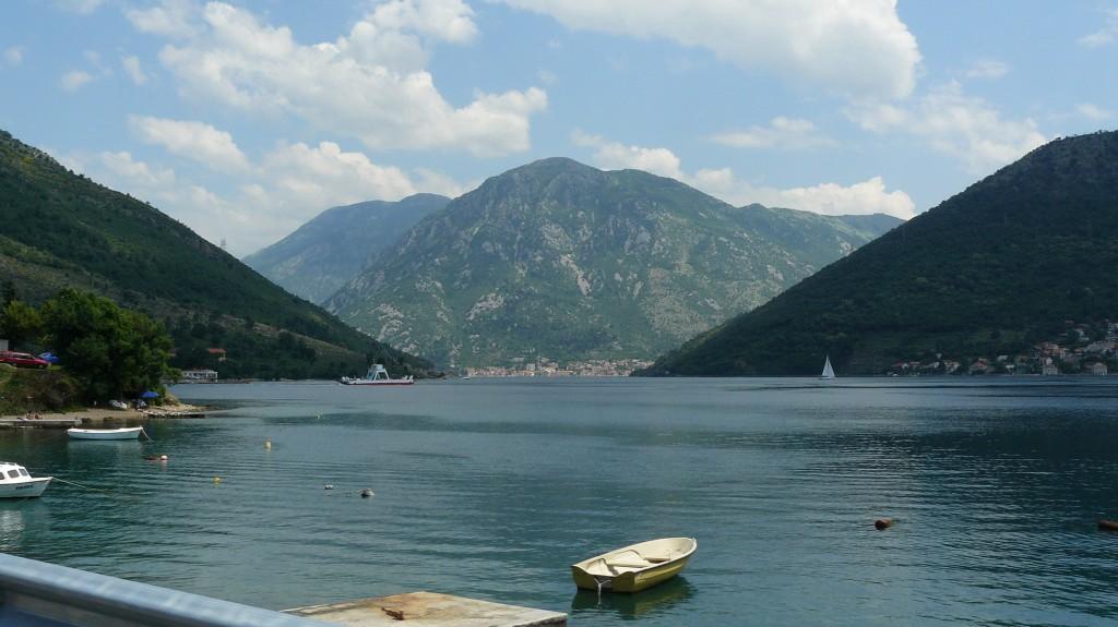 Достопримечательности Черногории. Боко-Каторский залив