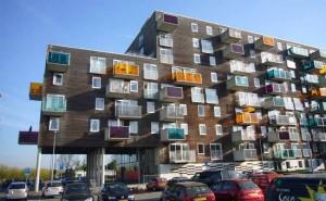 апартаменты Возоко Амстердам