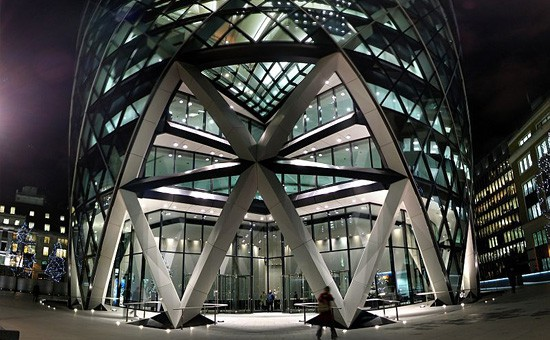 Великобритания архитектура лондон