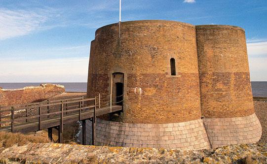 отель - крепость Martello Tower
