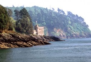 отель - крепость Kingswear Castle