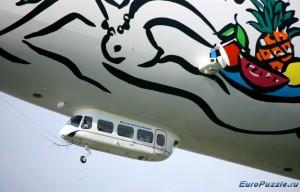 полет на дирижабле