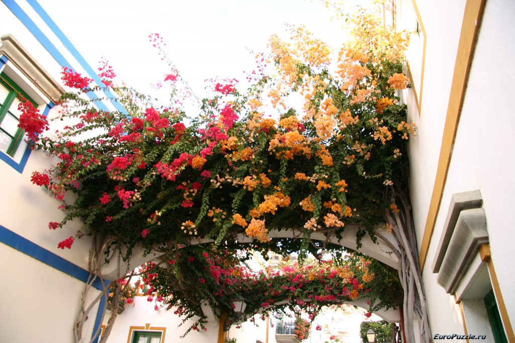 Достопримечательности острова Гран Канария
