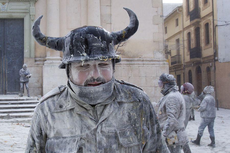 Самые необычные праздники Испании