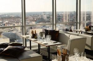 Панорамные рестораны Стокгольма