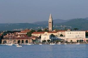 Красивые города Словении. Копер