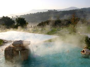 Лучшие термальные курорты Европы