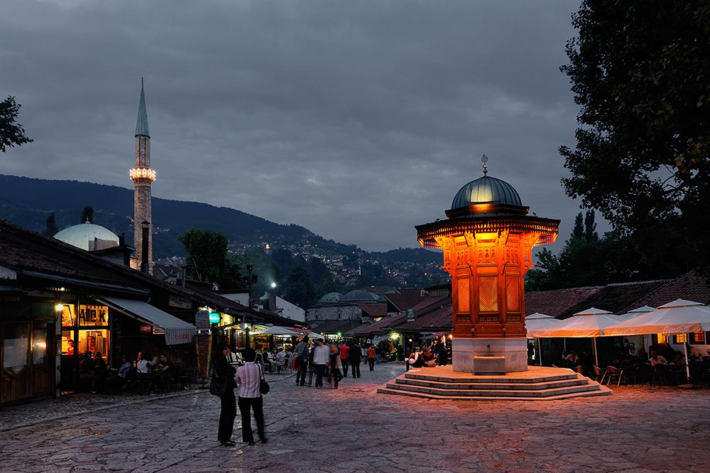 Экскурсия по Сараево