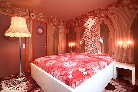 Отель Fox в Копенгагене
