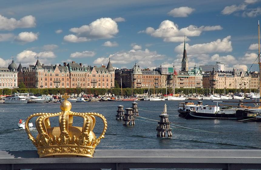 Стокгольм - столица сказок