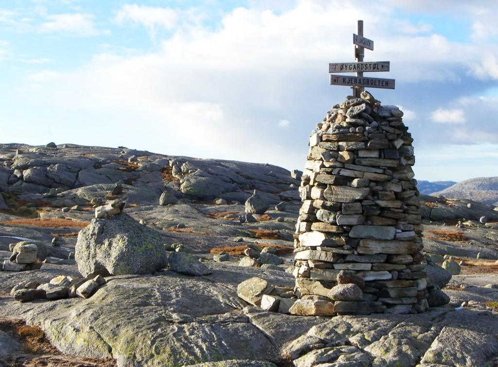 Маршрут - фьорды Норвегии
