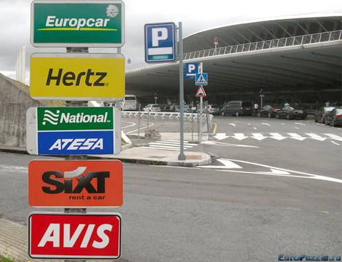 Аренда машины в Европе