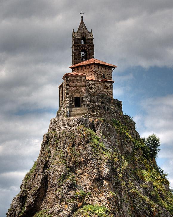 интересные места центральной Франции