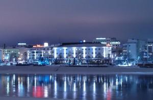 Рованиеми. Финляндия