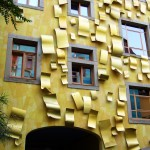 музыка дождя в Дрездене