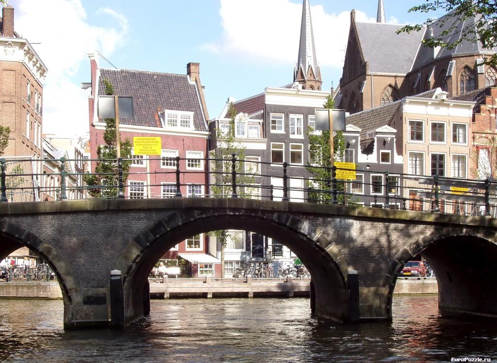 Путешествие по городам Голландии