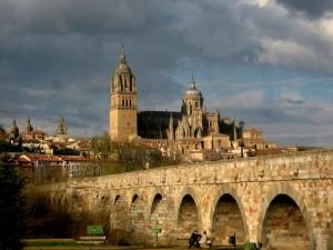 Золотой город Саламанка. Испания