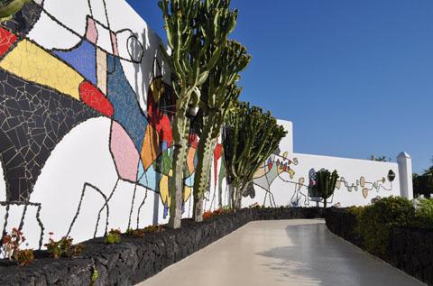 Лансароте - остров художника Сезаре Манрике