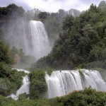 La cascata delle Marmore