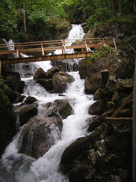 Самые красивые водопады Европы