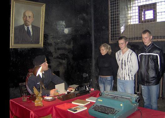 Отель-тюрьма Кароста (Karosta prison), Латвия