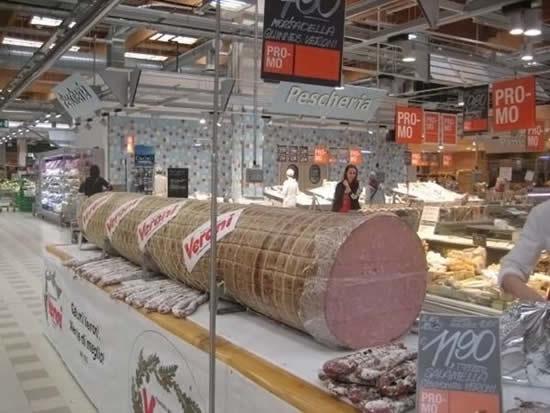 Вкусные сувениры севера Италии