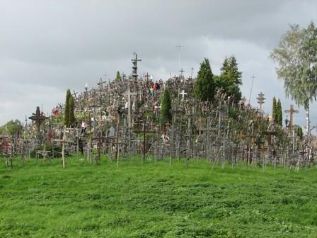 Гора крестов. Литва