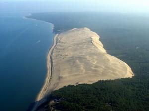 Самая большая дюна Европы