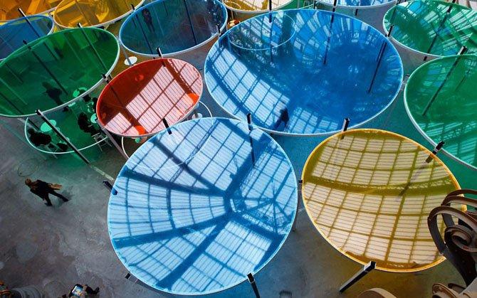 Выставка Monumemta 2012 в Париже