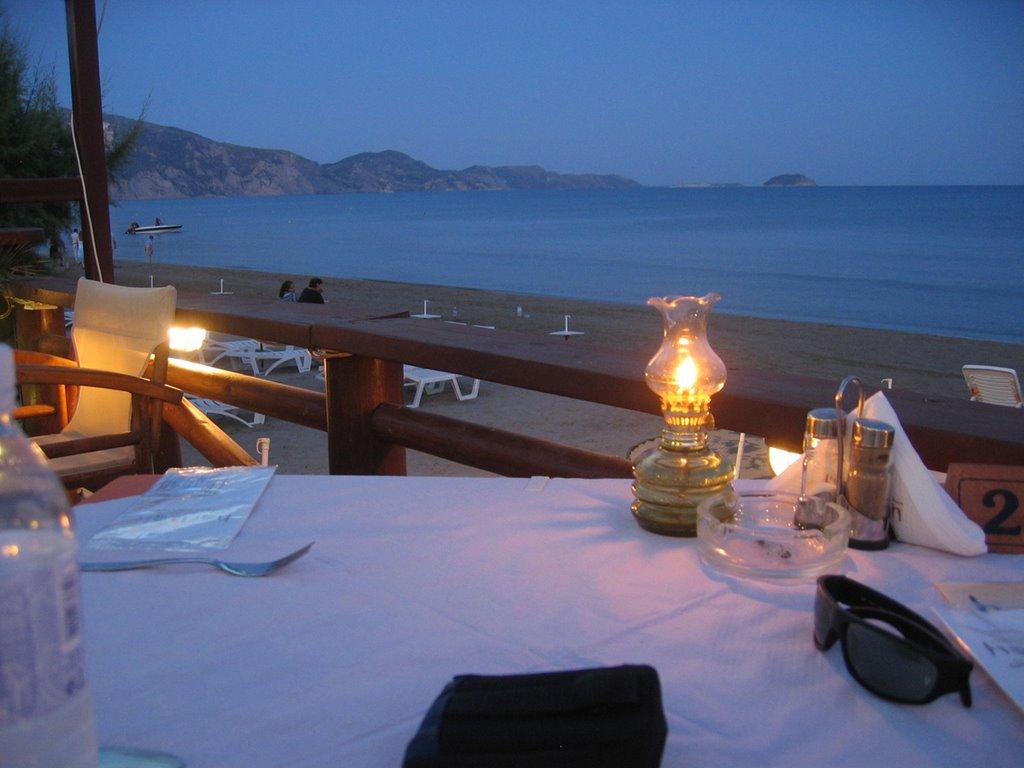 Закинф - райский остров Греции