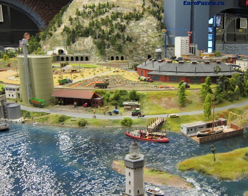 Гранд Макет Россия - самая грандиозная миниатюра страны