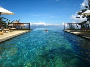Лучшие отели Европы с пейзажными бассейнами