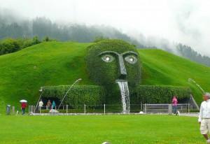 Музей Хрустальные миры Сваровски, Австрия