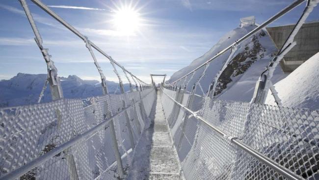 Самый высокий мост Европы