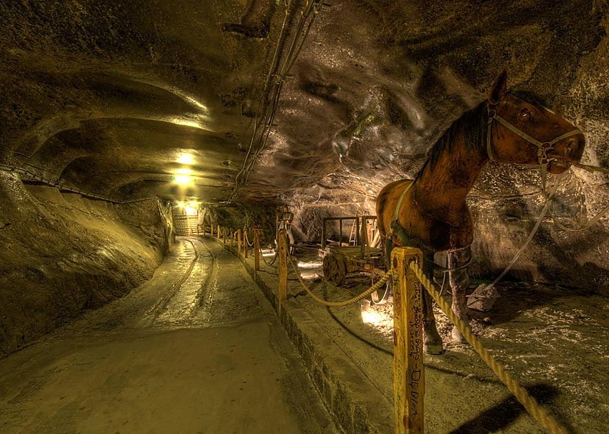 shahtyi31 Соляные шахты Велички, Польша