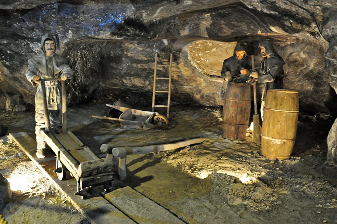 shahtyi6 Соляные шахты Велички, Польша