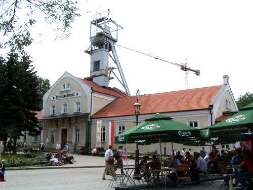 Соляные шахты Велички, Польша