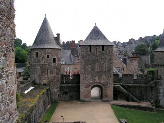 Динан, Франция