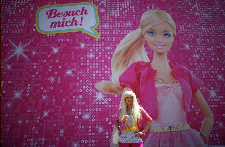 Вилла куклы Барби в Берлине