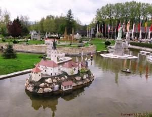 Парк Минимундус - весь мир в миниатюре