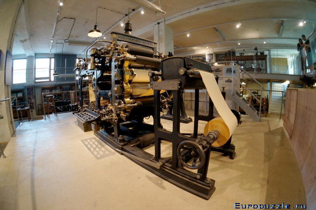 Национальный технический музей Праги