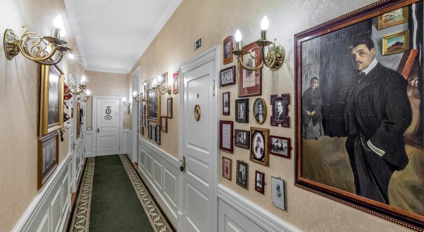 Отели в центре Петербурга