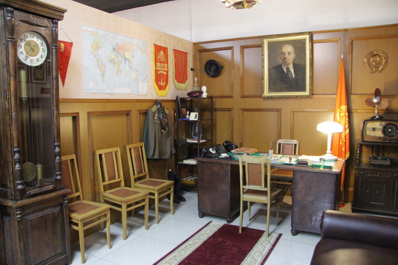 Музей Легенды СССР Каменск-Шахтинский